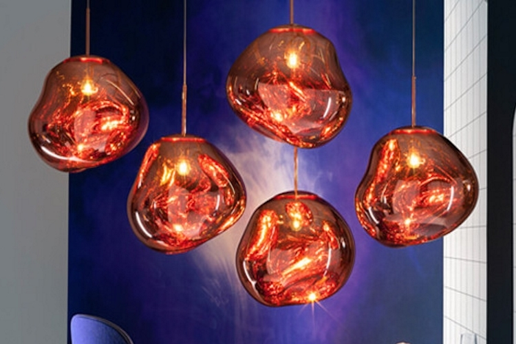 Melt Just Might Be The Trippiest Pendant Lamp We Ve Seen